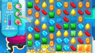 Candy Crush Soda Saga Level 278 (buffed, 3 Stars)