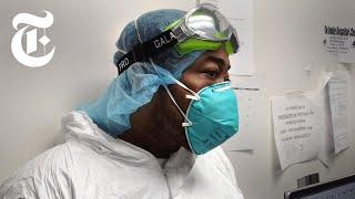 Inside A New York City I.c.u. Battling Coronavirus | Nyt News