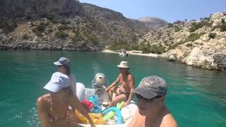 Sailing In Greece 2014 - Its All About The Sea