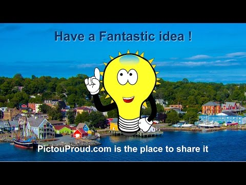 What is Pictou Proud?