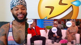 Cardi B, Chance the Rapper, and T.I. Play 'Never Have I Ever' | Reaction