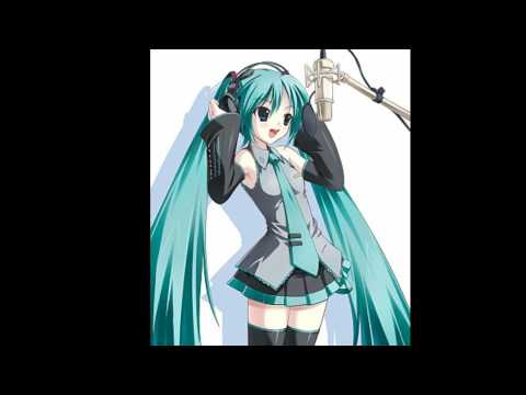 Sexy Girl Hatsune Miku ( High Quality)