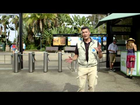 San Diego Zoo Global Water Conservation