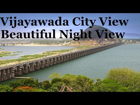Vijayawada Beautiful View - city on fast track