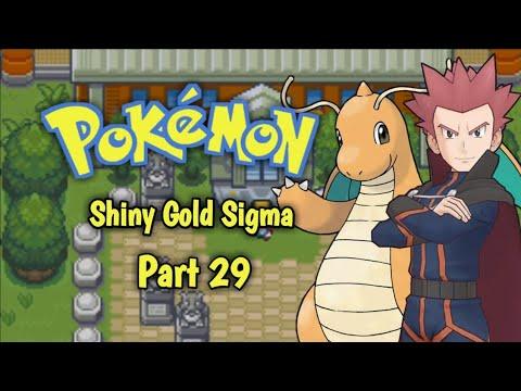 Pokemon Ultra Shiny Gold Sigma Part 29 - YouTube