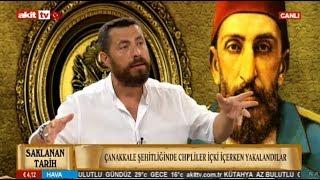 Saklanan Tarih - Sultan Abdülhamid Han'a atılan iftira !