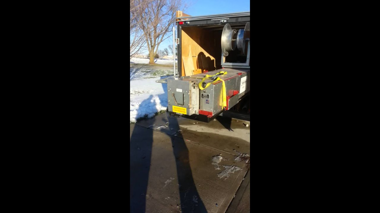 Gutter Trailer Project Youtube