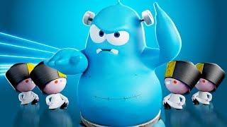 Spookiz Dance Party! | Dancing Zombies | 스푸키즈 | Funny Cartoon | Kids Cartoons | Videos for Kids