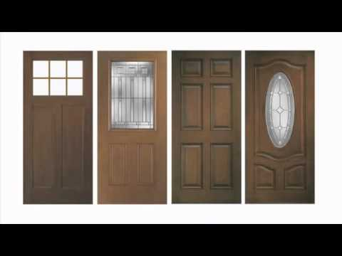 Energy Efficient Fiberglass And Steel Entry Doors From Pella Youtube