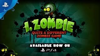 I, Zombie - Gameplay Trailer | PS4