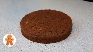 Бисквит с Шоколадом ✧ Школа Домашнего Кондитера ✧ Chocolate Sponge Cake (English Subtitles)
