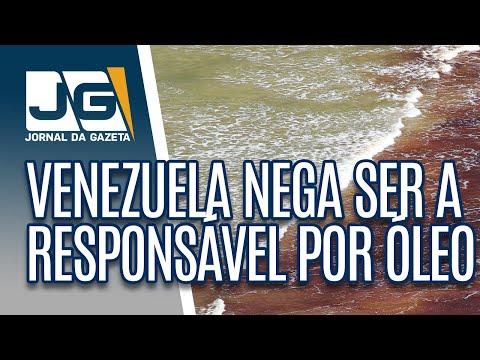 Venezuela de Nicolás Maduro nega ser a responsável por óleo no Nordeste