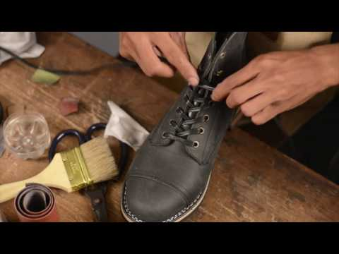 The Making of Ortodoux RAVEN Riding Boots   Hand-welted Veldtschoen Construction
