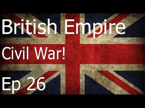 EU4- British Empire Ep 26: English Civil War!