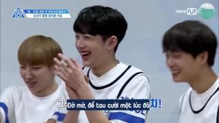 [PRODUCE 101] PRODUCE 101 hay Động GEI trá hình (Kang Dongho, Lee Daehwi, Lai Guanlin, Choi Minki)