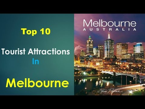 Tourist Attractions in Melbourne
