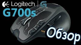 Обзор. Лазерная игровая мышь LOGITECH G700s.