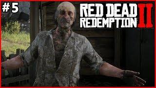 #5. Un bon gros tas de merde ! → Red Dead Redemption 2 (let's play gameplay fr)