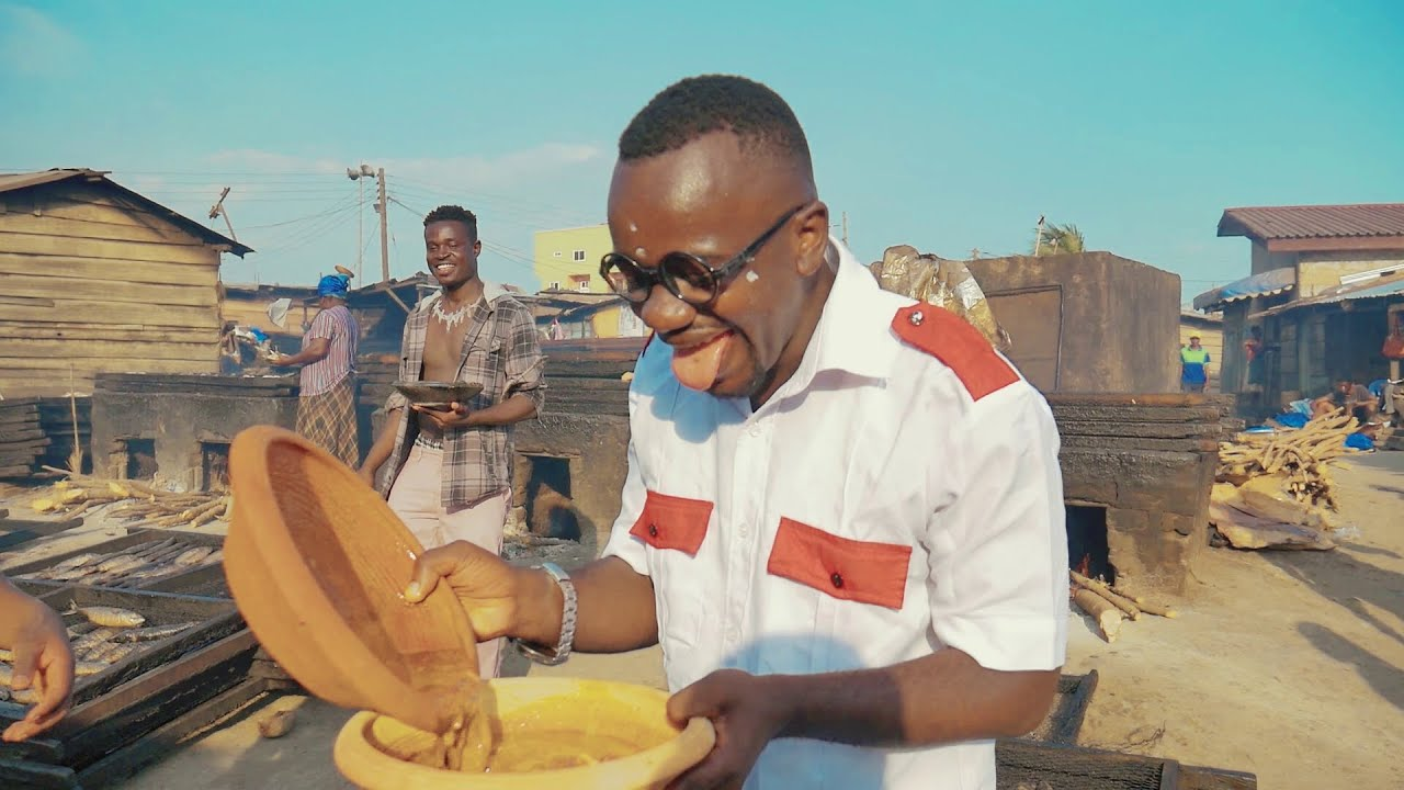 AJEEZAY : JERUSALEM SOUP ( AB3nKWAN ) ( MASTER KG JERUSALEMA COVER) VIDEO - YouTube