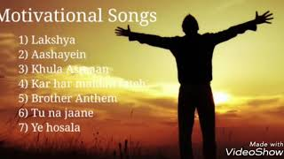 Motivational songs |Lakshya,Aashayein, Khula Asmaan#MOTIVATIONAL_SONG