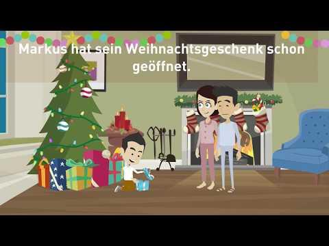 Deutsch Lernen Mit Dialogen / Lektion 40 / Verben Konjugieren / Perfekt