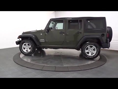2016 Jeep Wrangler Unlimited Hillside, Newark, Union, Elizabeth, Springfield, NJ 192076A