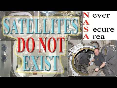 Satellites DO NOT EXIST, are Unnecessary  and Impossible