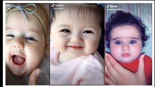 Cute Babies Tiktok Compilation// Part 2