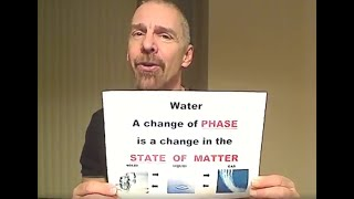 The Phase Changes of Water Song- New upload  - Mr. Edmonds