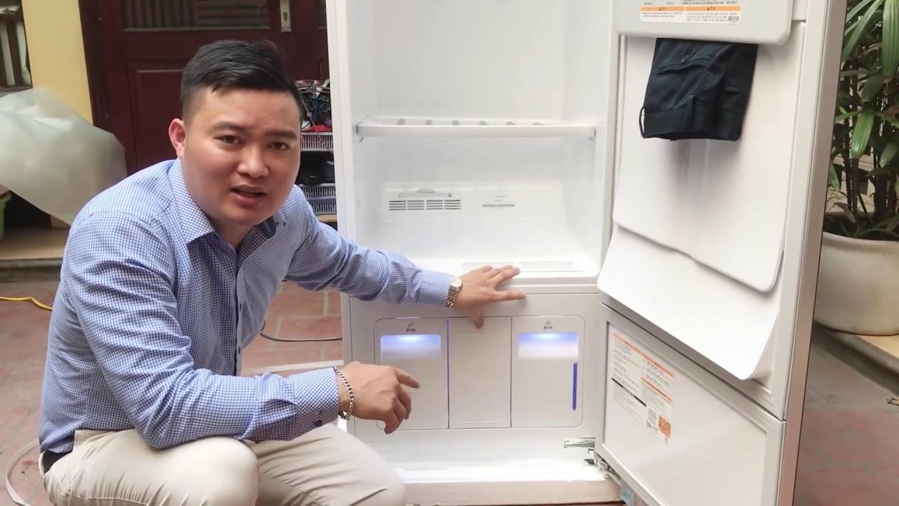 Revew Máy giặt là hấp sấy – Duongkhi.vn – Dương khí
