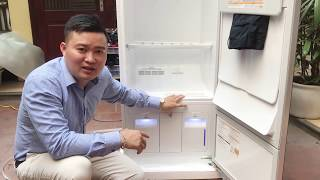 Revew Máy giặt là hấp sấy - Duongkhi.vn - Dương khí