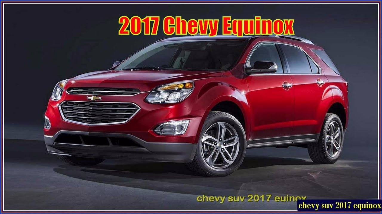 Chevy Equinox 2017 Premier 1 5 L Turbocharged 4 Cylinder Review
