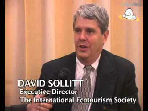 David Sollitt, Executive Director The International Ecotourism Society