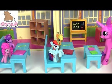 Лучшие Мультфильмы #ЛитлПони 🌈 Звуковая радуга Мультики для детей Дружба - это Чудо! #Маленькийпони