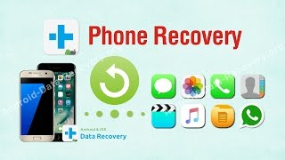 Phone Recovery - How to Get Back Lost Phone Data