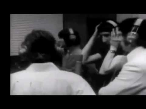 The Who at IBC Studios, London, UK on 5 April 1967