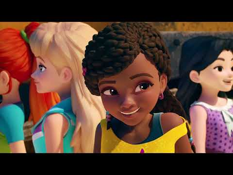 Girls On a Mission: Welcome to Heartlake - LEGO Friends