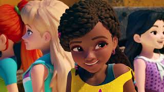 Girls On a Mission: Welcome to Heartlake - LEGO Friends 2018 Cartoons - Episode 1