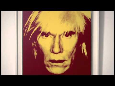 Video: Andy Warhol's Self Portrait