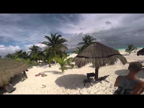 HD GoPro Hero 3+: Road trip Yucatan