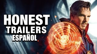 Honest Trailers en Español - Doctor Strange