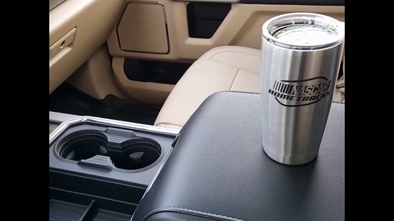 2016 f250 cup holders