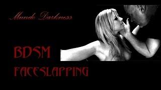 BDSM Faceslapping
