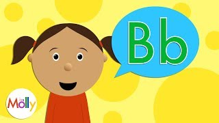 Letter Bb Phonics Song