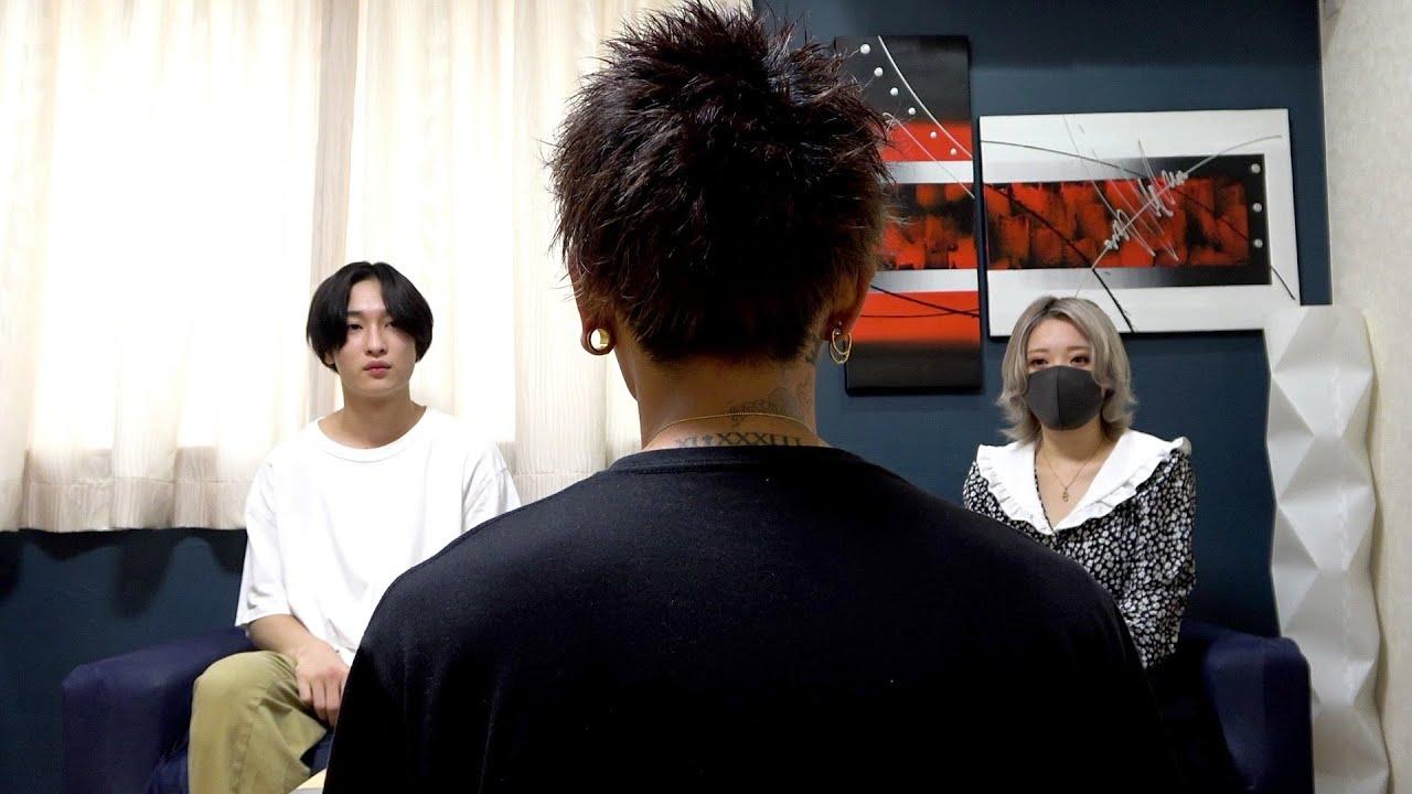 KOHEYからメンバーの二人にガチで相談があるそうです。