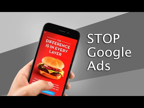 How to stop ad popup on android device 2017| Block google ads