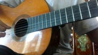 Tình ca vô tận guitar cover