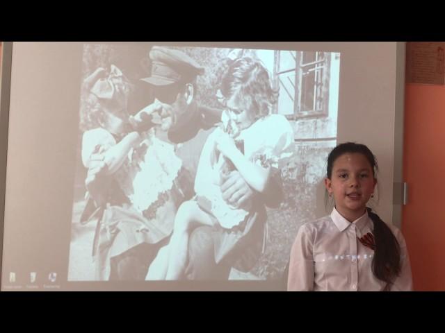 Изображение предпросмотра прочтения – АльбинаАхматова читает произведение «Хотят ли русские войны?» Е.А.Евтушенко