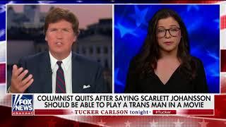 The Left-Wing 'Mob' Won: Business Insider Deletes Piece Defending Scarlett Johansson