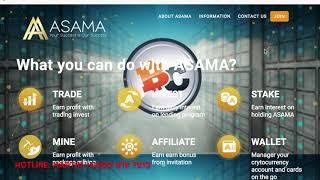 Asama mining - chia sẻ về cloud mining và chính sách của Asama